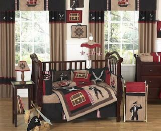 dormitorio temático bebé