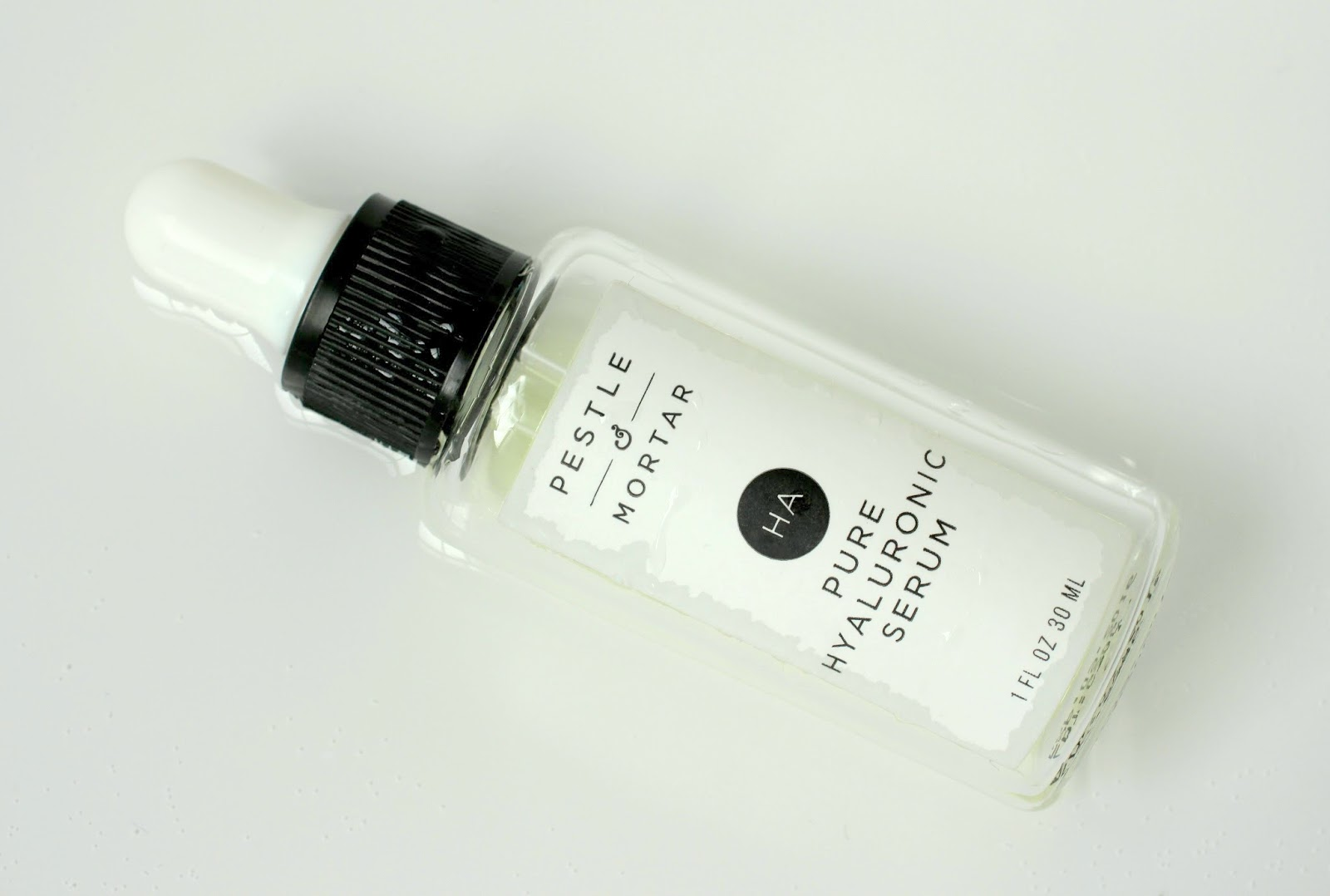 Pestle & Mortar Pure Hyaluronic Serum review