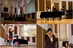 Conferência de Francis Silva e Zenilda Cardozo