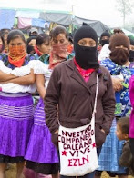 Zapatistas Series: Words of Women Convey Power and Truth