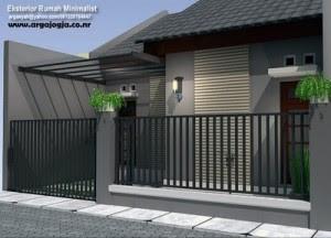 Desain ''Warna Cat Rumah'' minimalis