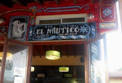 BAR CULTURAL EL NAUTICO, Mar del Tuyú