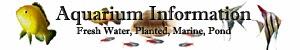 Aquarium Information Resources