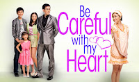 Watch Be careful with my heart Pinoy Show Free Online.