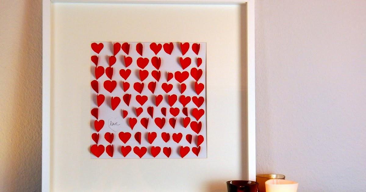bastian der wohnprinz wohnblogger im videoformat geschenke zum valentinstag selber machen. Black Bedroom Furniture Sets. Home Design Ideas