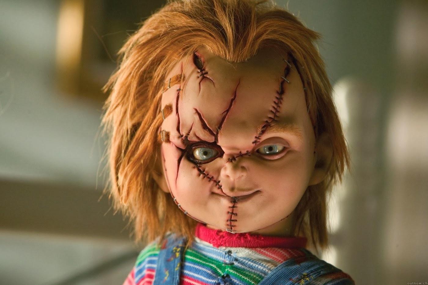 Qualité de rasage Chucky