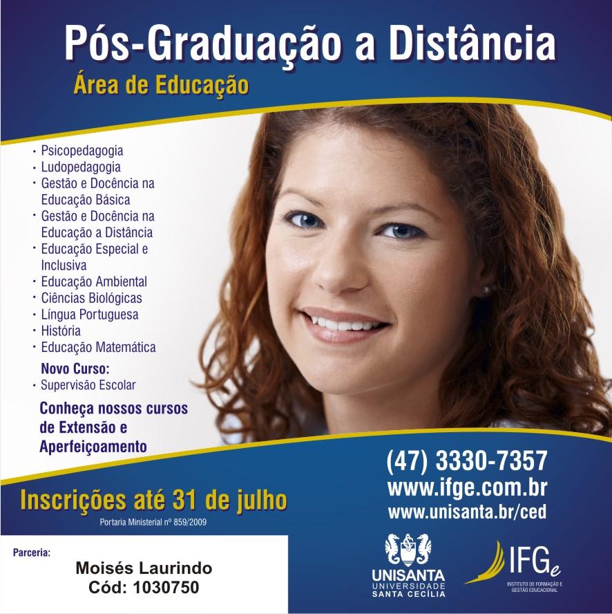 Curso de graduacao em psicologia a distancia