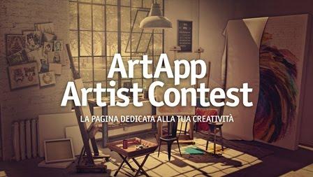 ArtApp Artist Contest IV edizione - open call. ISCRIZIONI ENTRO IL 3 APRILE 2018.
