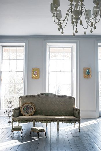 new paint color from farrow and ball the designer insider. Black Bedroom Furniture Sets. Home Design Ideas
