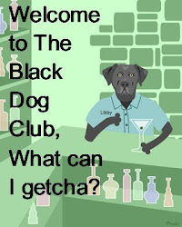 A Black Dog cocktail might be just what you need!