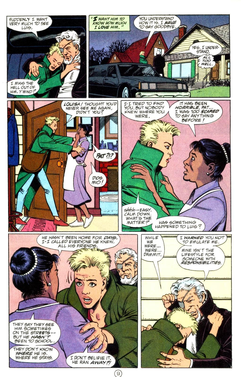 Deathstroke (1991) Issue #11 #16 - English 10