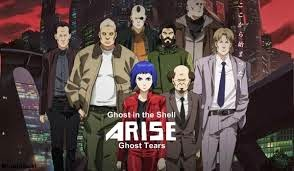 Ghost in the Shell Arise Movie 1-3 Subtitle Indonesia