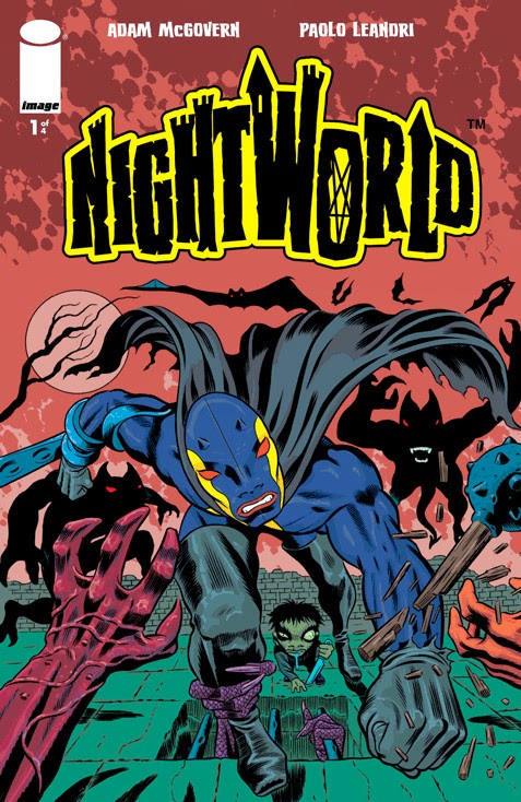 NIGHTWORLD - Adam McGovern - Paolo Leandri