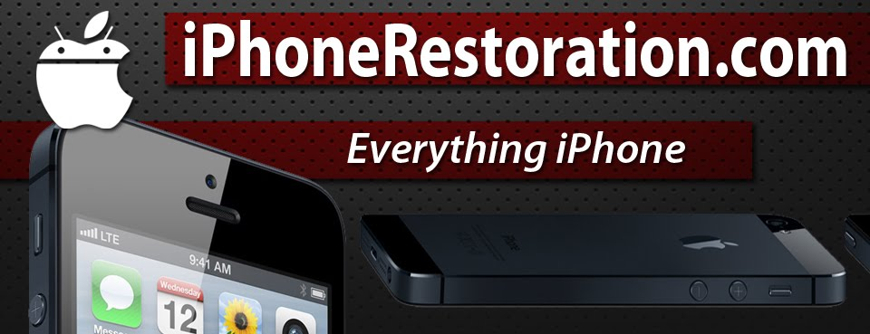 iPhone Restoration's                   All About iPhone