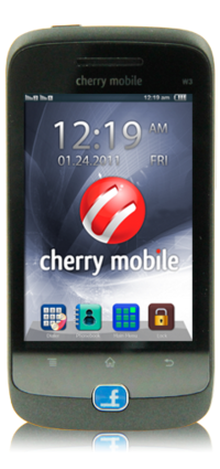 Cherry Mobile W30 Sleek Wifi