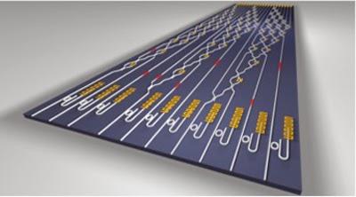 chip futuro Nuevo circuito integrado cuántico   Bitnavegantes
