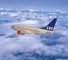 SAS: voli diretti da Napoli per la Scandinavia