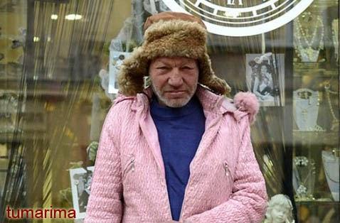 Slavik Tuna Wisma Modis asal Ukraina