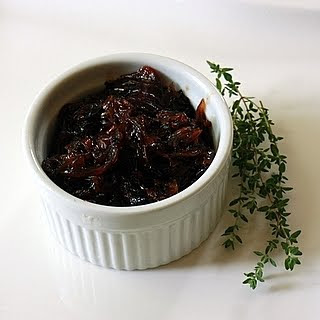 Red Onion Jam (Southern living July 2010)