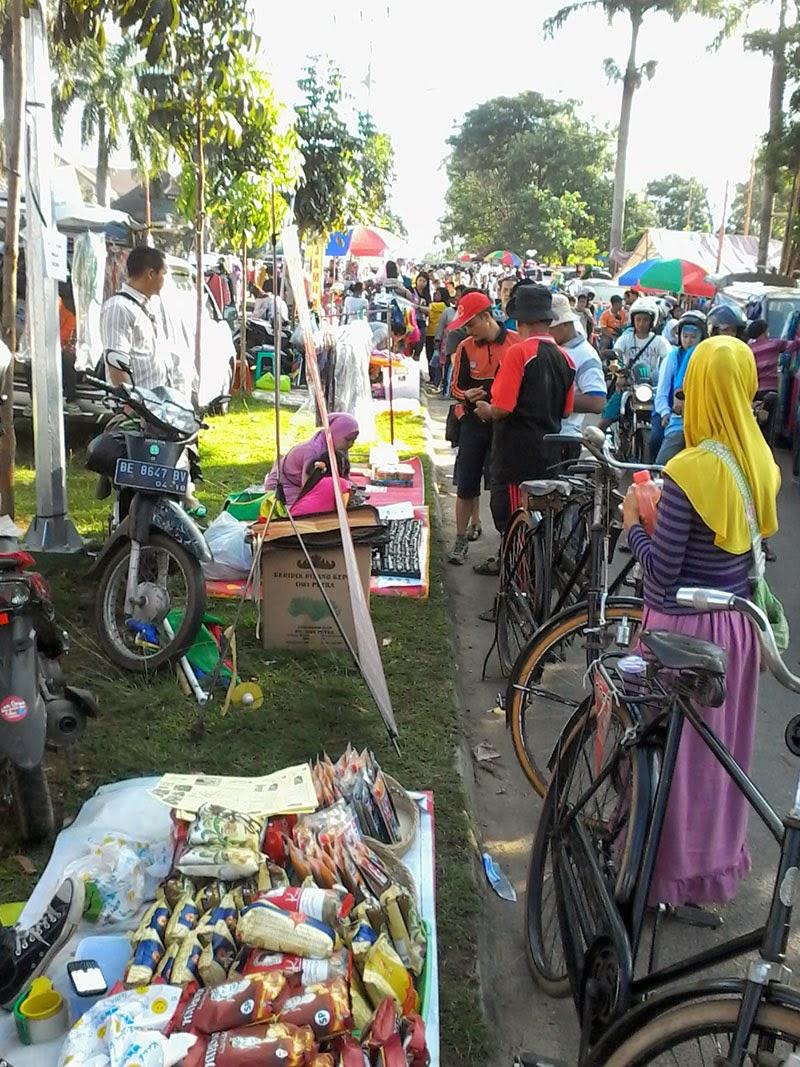 Tempat Olahraga PKOR Way Halim Bandar Lampung