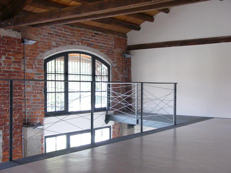 Ringhiere per scale parapetti moderni - Parapetti in vetro per scale ...