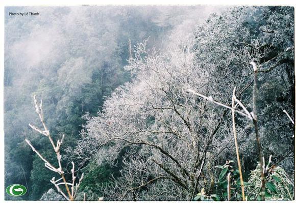Tuyết Ở Tây Côn Lĩnh – Hà Giang