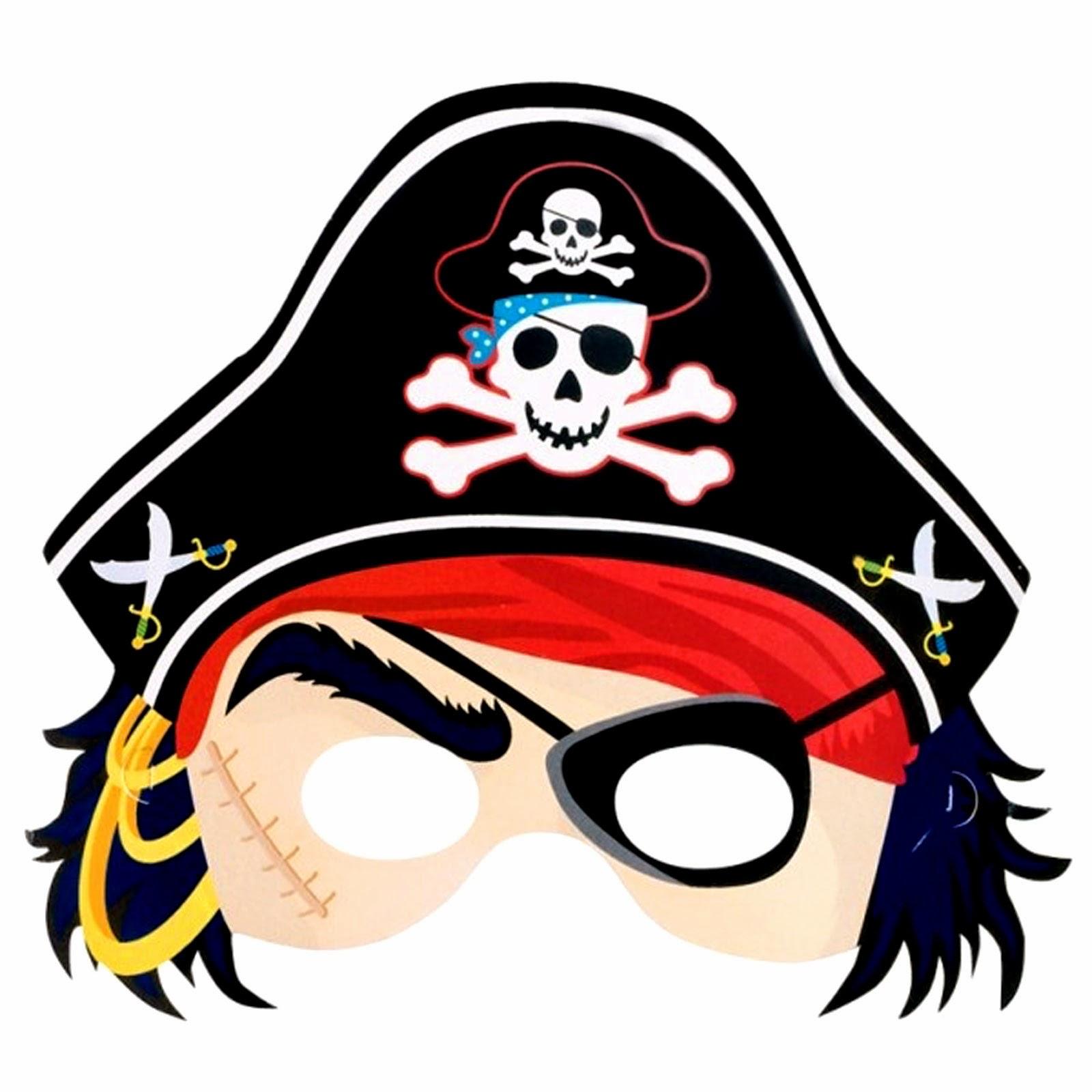 Вечеринка в стиле пиратов Карибского моря: приглашения 16