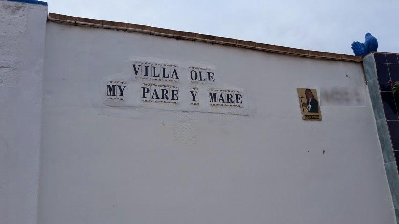 Ole My Pare y Mare