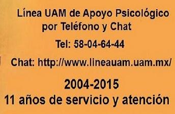Ayuda Psicológica UAM