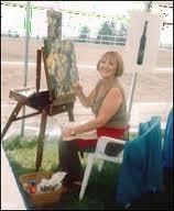 Artist Sandi Ballard