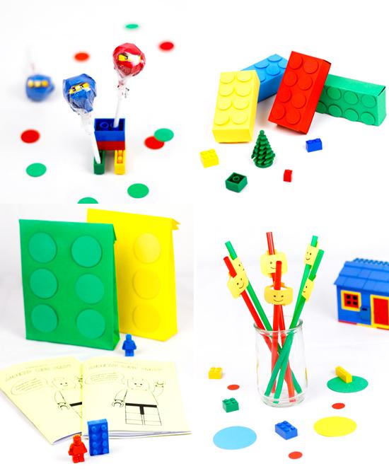 Matrimonio Tema Lego : Think un compleanno da costruire