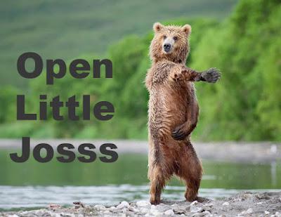 beruang joged buka sitik jozz