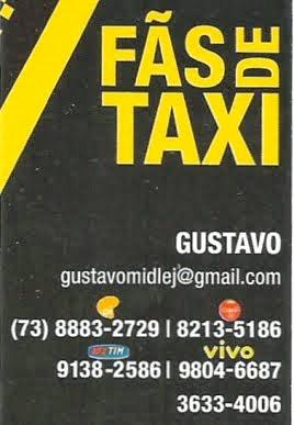 FÃS DE TAXI