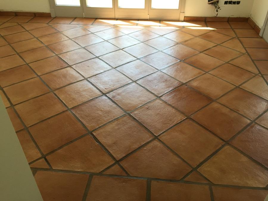 Tratamientos terracota limpieza y tratamiento de suelo de - Suelos de interior ...