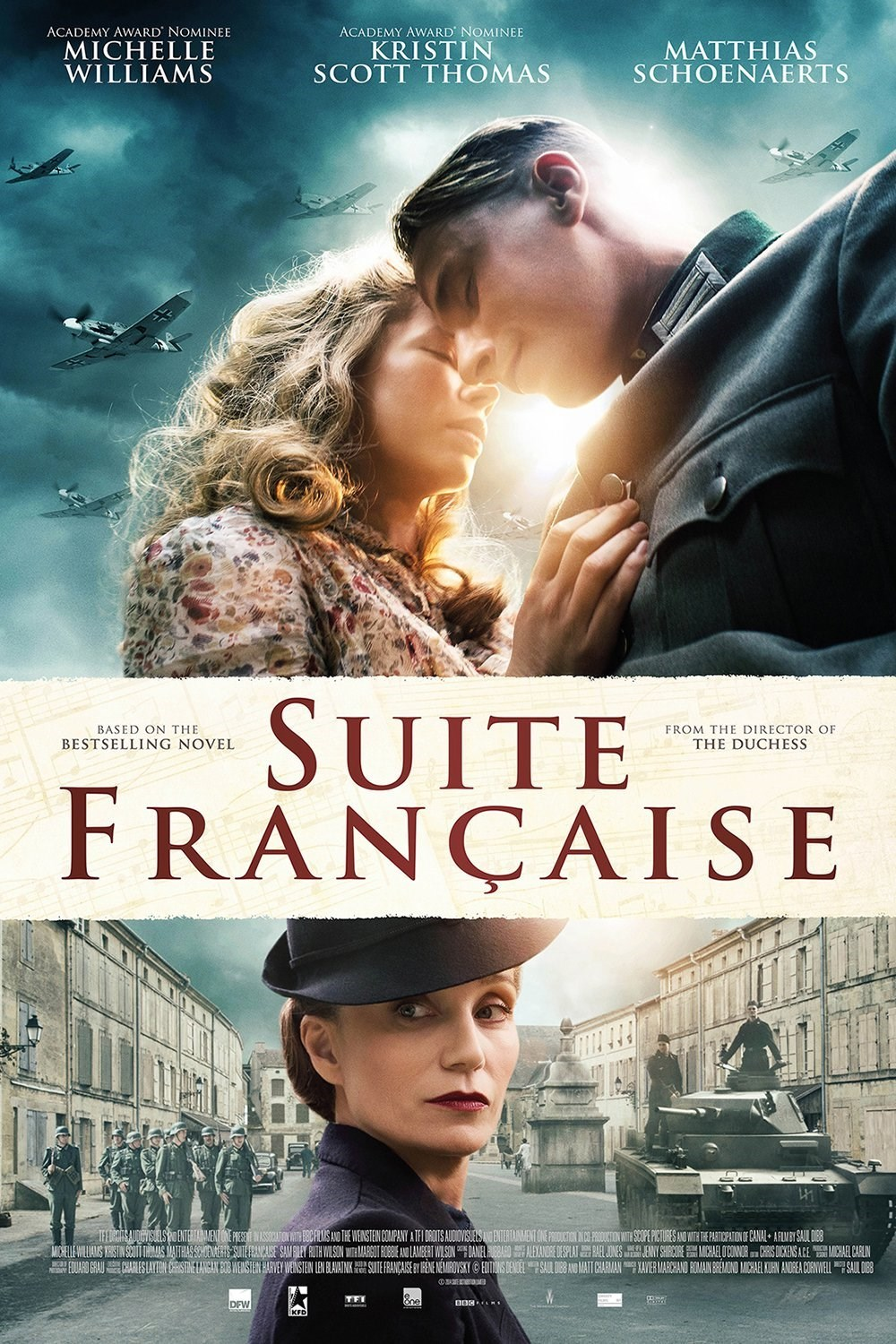 Suite Francaise 2014 - Full (HD) - PubFilm.Com - Watch Movie and TV ...