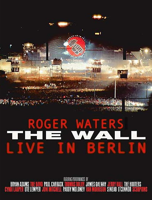 The Wall Live Berlín 1990 ... 113 minutos.