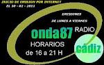 EMISORA ONDA87(BAHÍA DE CÁDIZ)