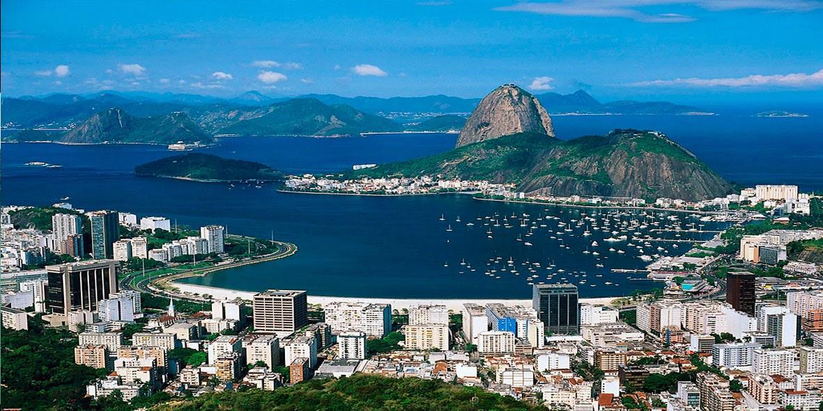 Cruceros por la costa brasileña