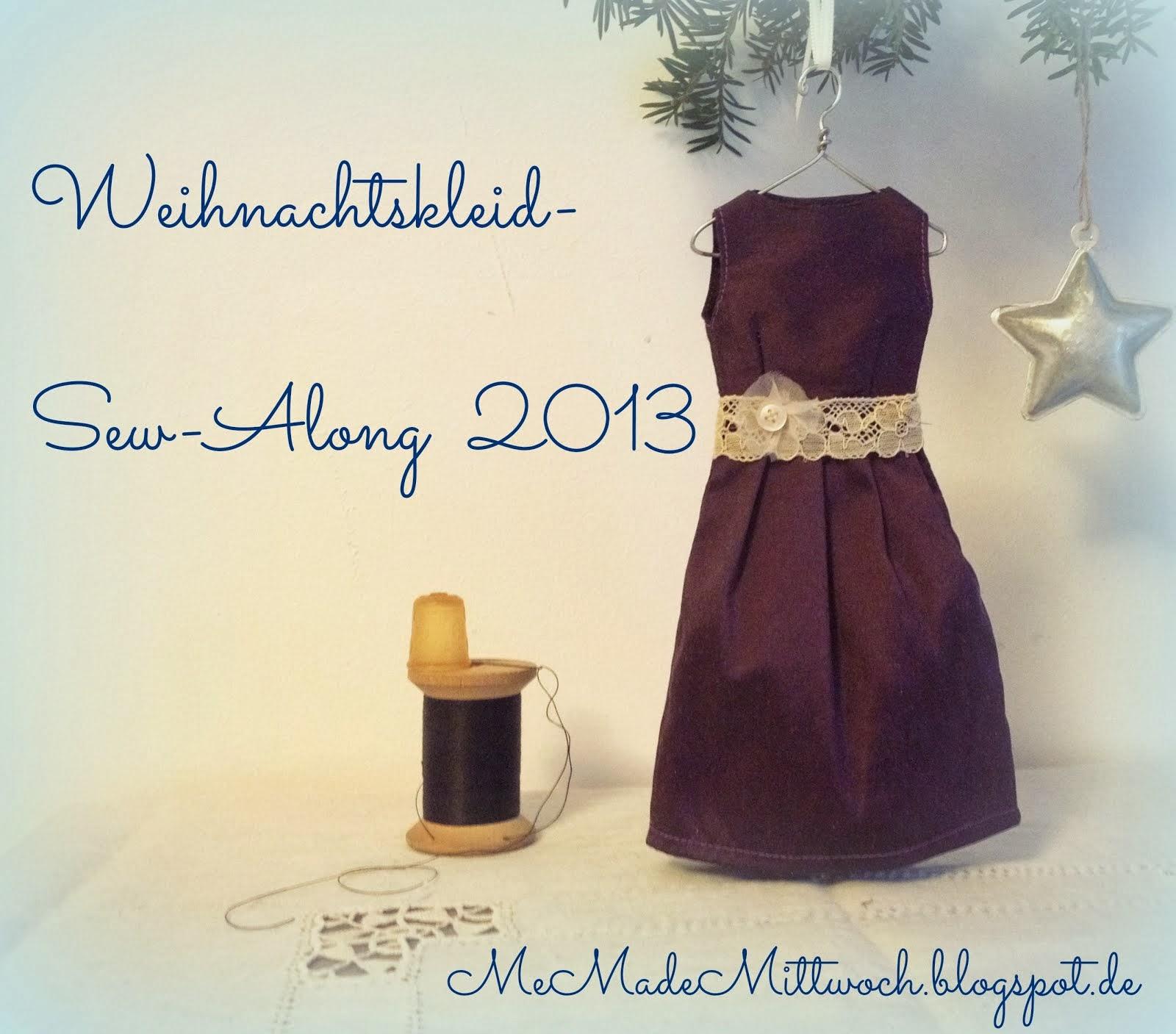 Weihnachtskleid-Sew-Along 2013