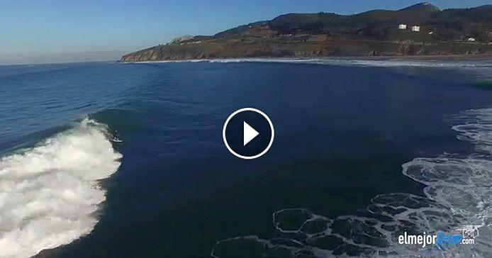 Mundaka Surf 4K