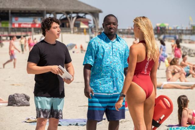 Hình ảnh phim Đội Cứu Hộ Bãi Biển