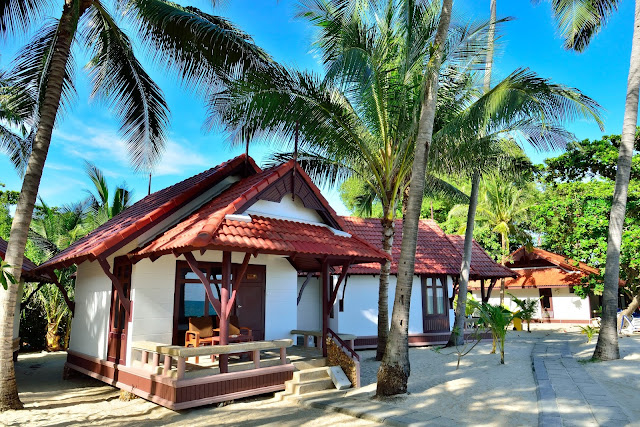 Top 10 Resort Bungalows Style in Koh Samui