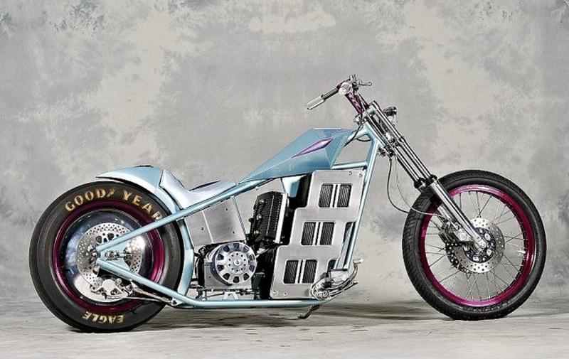chlk arte y mec193nica easy rider el233ctrica