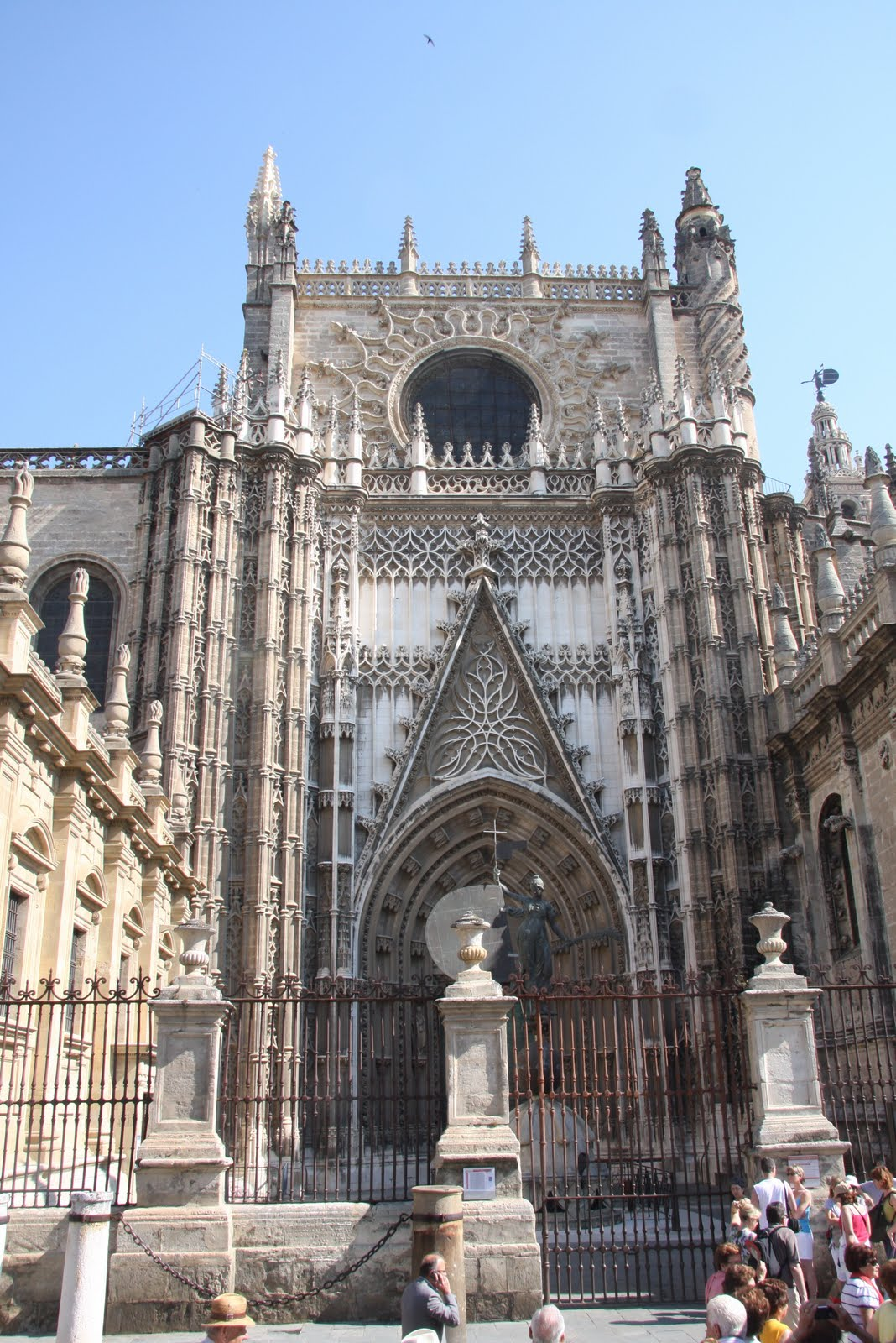 Exterior Catedral De Sevilla Of Upstream Sight Exterior Del Catedral De Sevilla