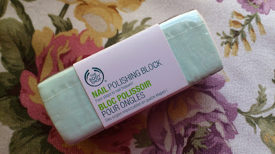 Bodyshop Nail Polishing block