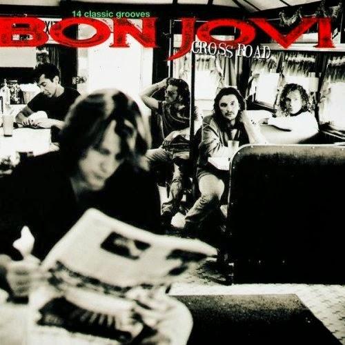 Portada de Bon Jovi-Cross Road