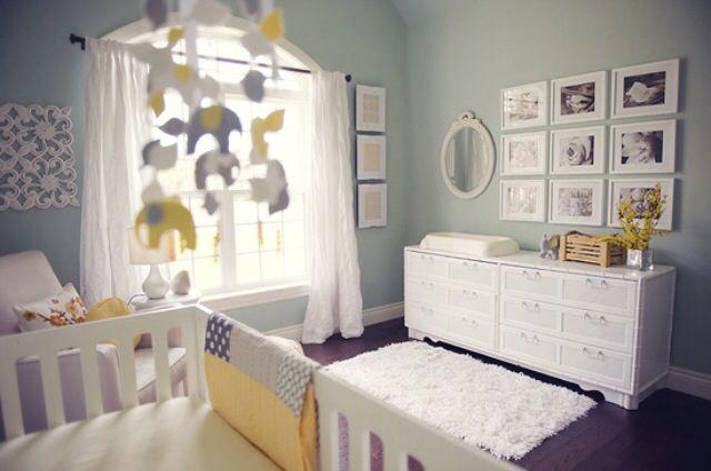 Idées Chambres De Bébé Fille Sur Pinterest - Bébé Et Décoration