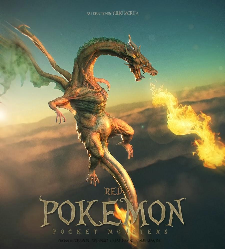 Pokemon by Yuuki Moria