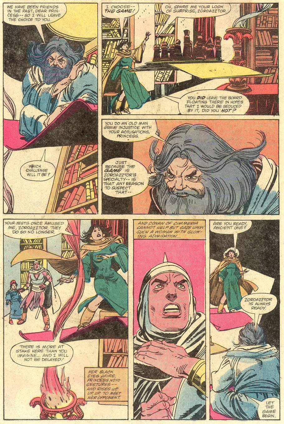 Conan the Barbarian (1970) Issue #129 #141 - English 17