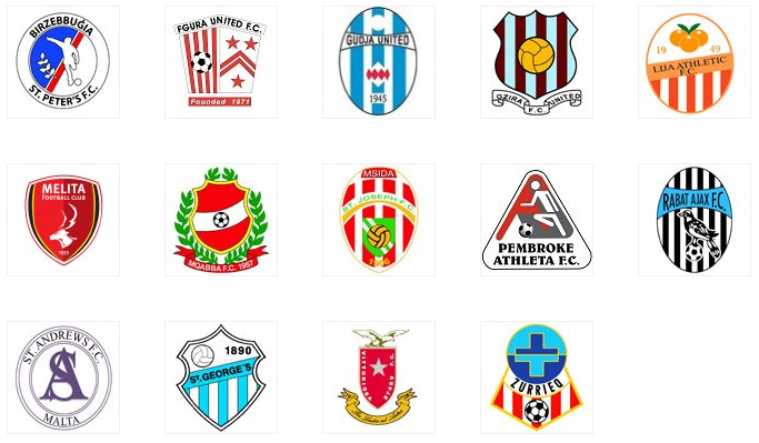 World Football Badges News: Malta